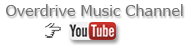 logo youtube channel mroverdrivemusic